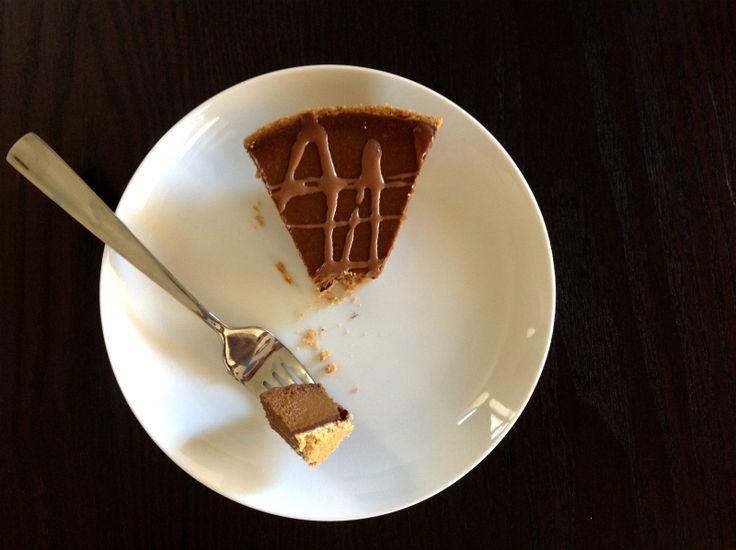 triple chocolate pumpkin pie | wee eats | Pinterest
