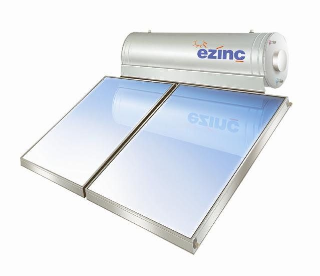 Ezinc Thermosiphon Solar Water Heater