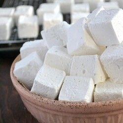 Homemade Vanilla Bean Marshmallows | Food for Thought | Pinterest