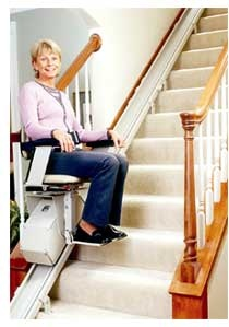 Up Stairs May Be A Big Feat Having A Wheelchair Lift Installed May Be