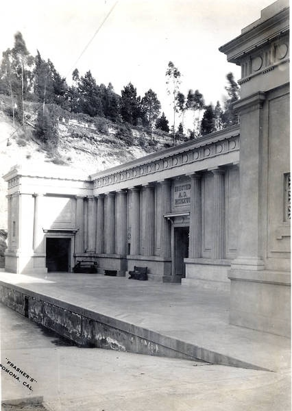 Greek Theater (1922) by 47specialdeluxe, via Flickr