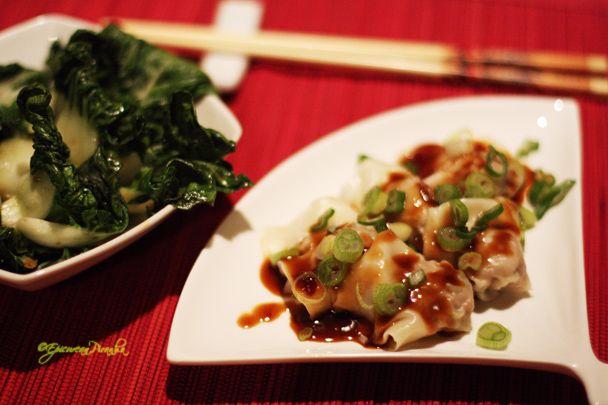 Hunan Dumplings Peanut butter dumplings | dinner | Pinterest