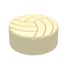 Volleyball Sandwich Cookie Mold