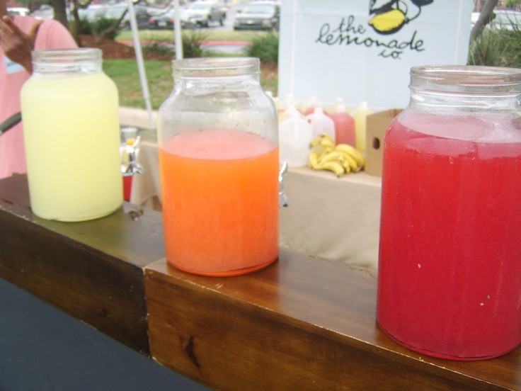 ... time of year--and The Lemonade Company makes THE BEST lemonade EVER
