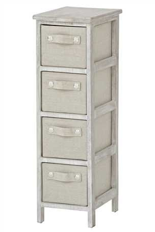 Amazing NEXT WHITE WALL BATHROOM CABINET WITH SHELF IN VERY GOOD CONDITION