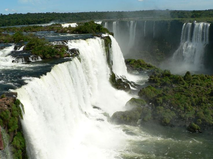 travel to iguazu falls from buenos aires