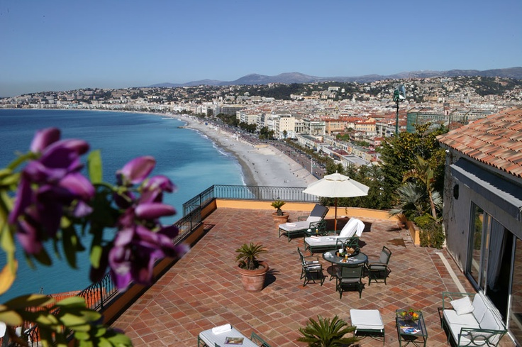 Hotel la Perouse Nice - French Riviera 4 star Boutique Hotel