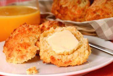 Cheddar Cream Biscuits | Kitchen Creations | Pinterest