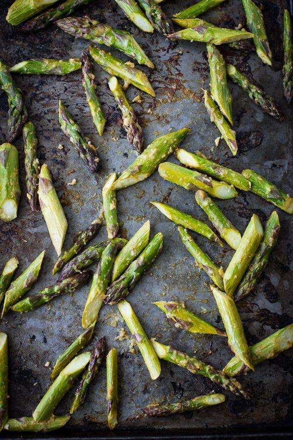 The Bojon Gourmet: Miso-Roasted Asparagus