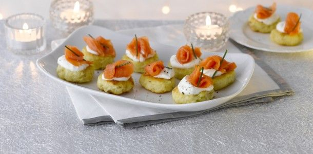 Smoked Salmon Rosti | Recipes from a Normal Mum | Pinterest