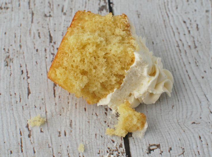 ... vanilla cupcake recipe. Vanilla Bean Cupcakes - Buttercream Bakehouse