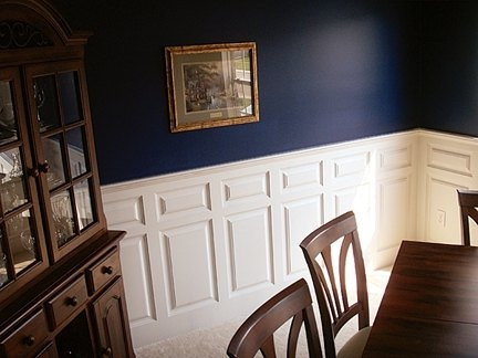 inspiration for dining room wainscoting dining room pinterest