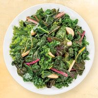 Garlicky Greens | veggies | Pinterest