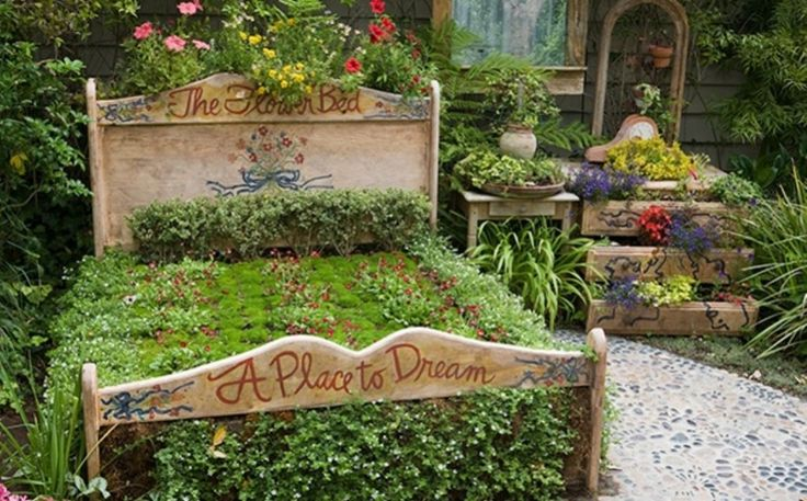 Whimsical gardens designs whimsy pinterest for Garden artist designs