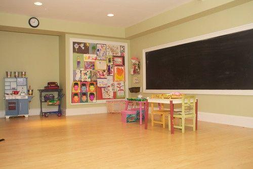 Fun Ideas For Kids Basement Playroom Kidzville Pinterest