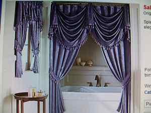 Jcpenney Splendor Empire Valances Shower Curtains