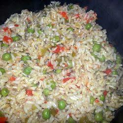 Confetti rice | Recipe