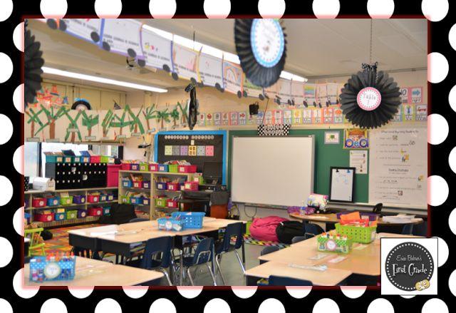 Classroom Theme Ideas For First Grade ~ Photos of my first grade classroom pinterest