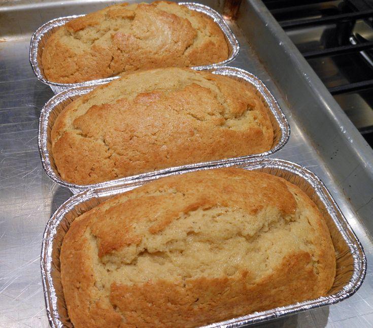 Eggnog Bread | Desert | Pinterest