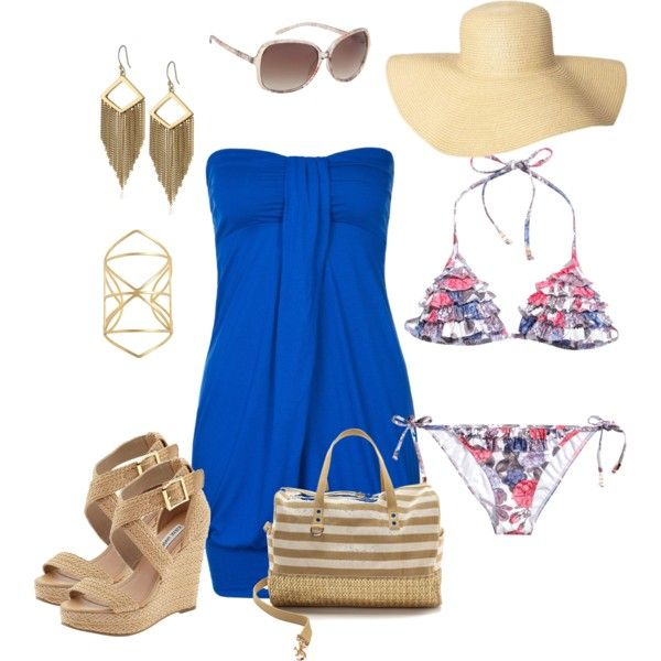 """Spring Break"" by dologem on Polyvore"