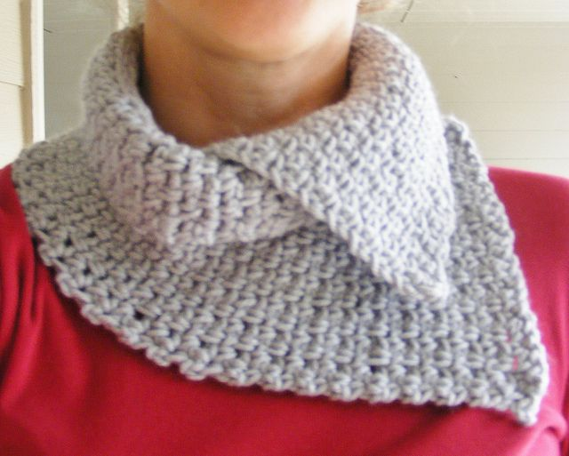 crochet cowl free pattern. Pretty crochet Pinterest