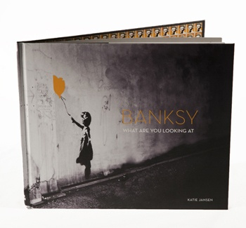 banksy coffee table book inspiration pinterest