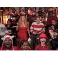 Carey jimmy fallon and the roots sing quot all i want for christmas