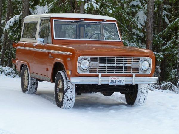 1969 Ford bronco craigslist