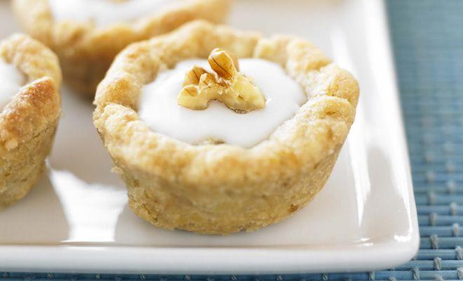 KOREAN RECIPES | Korean Walnut Tartlets Recipe | Walnuts.org