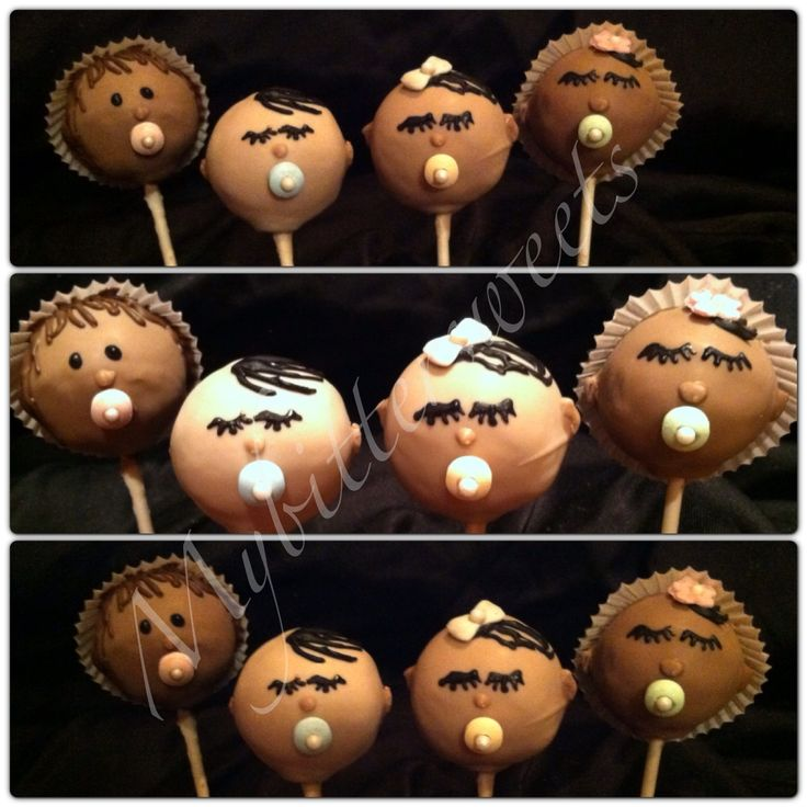 Baby shower cake pops Atlanta, ga