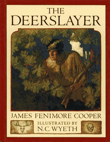 leatherstocking tales the deerslayer by james