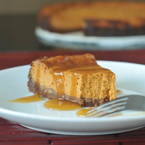 maple cream pumpkin cheesecake | Wannabe Foodie: Desserts Edition | P ...