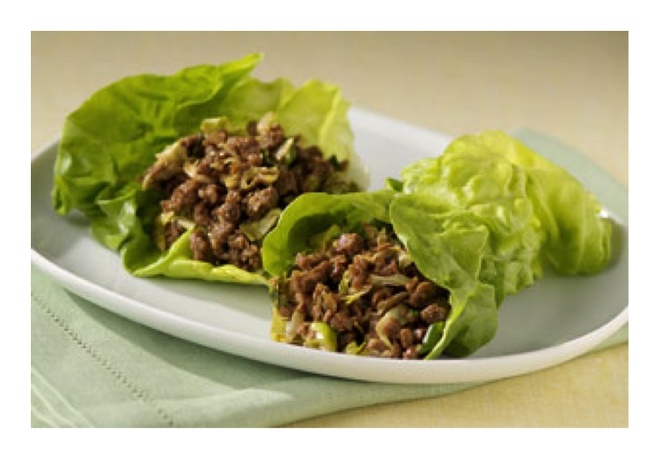 Asian Lettuce Wraps | Fast Track Metabolic Weight Loss Center