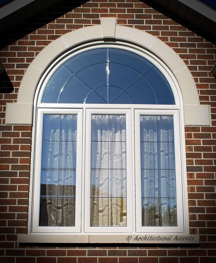 Pin by architectural accents on windows doors pinterest for Exterior transom windows that open
