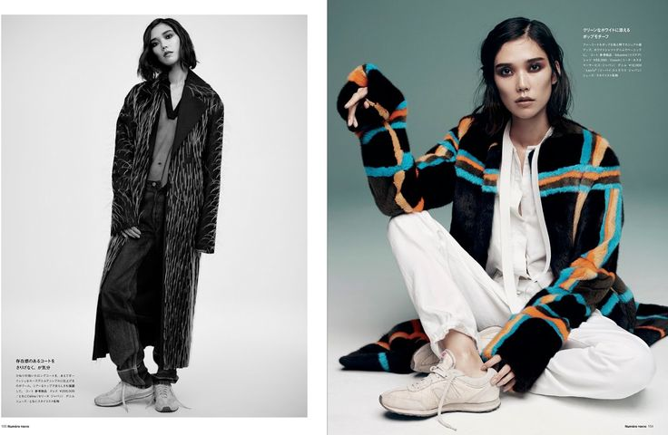 visual optimism; fashion editorials, shows, campaigns & more!: golden girl: tao okamoto by benny horne for numéro tokyo december 2014
