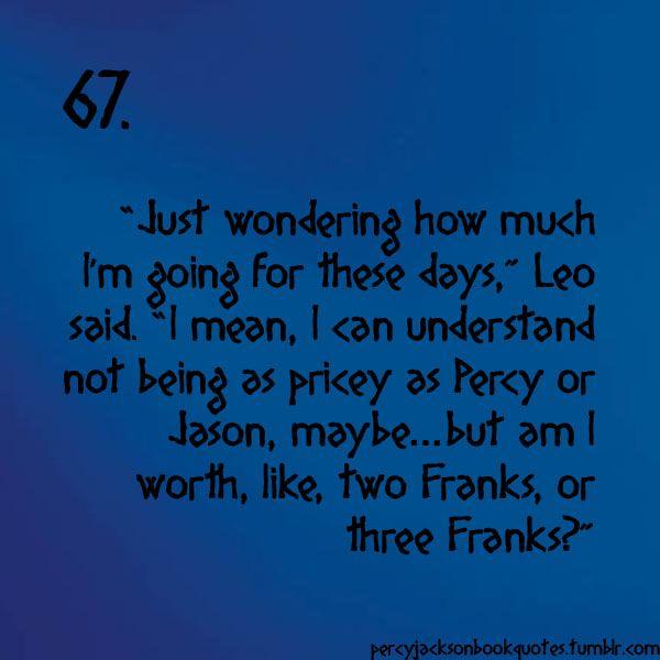 Percy jackson love quotes