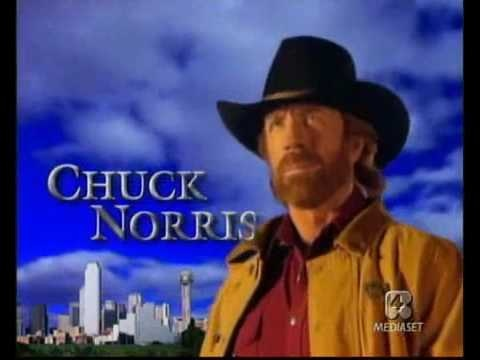 Walker texas ranger song