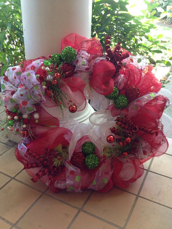 Elegant holiday door wreath order early for the upcoming holidays