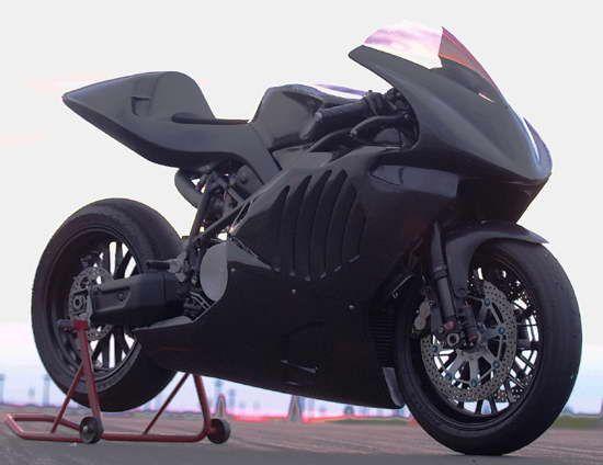 Bad to the bone. Ducati