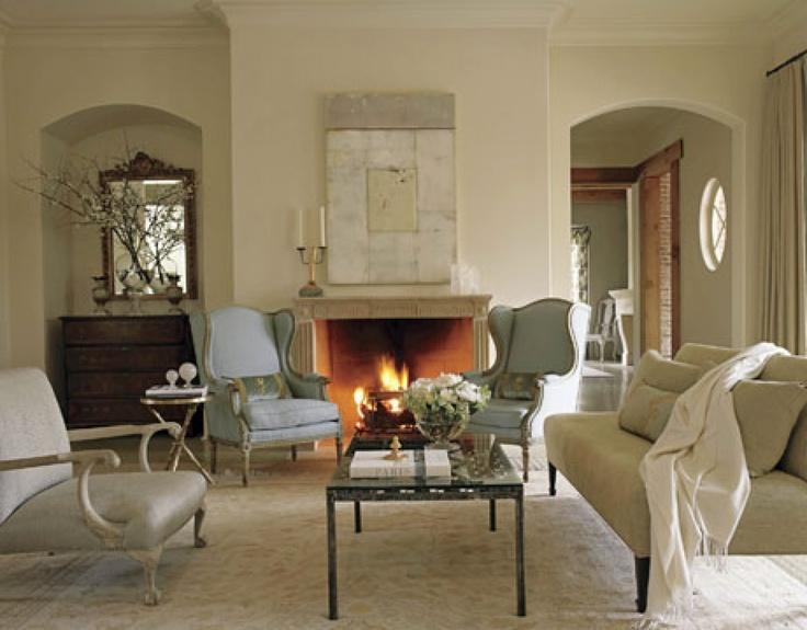 Suzanne Kasler Design Living Rooms Pinterest