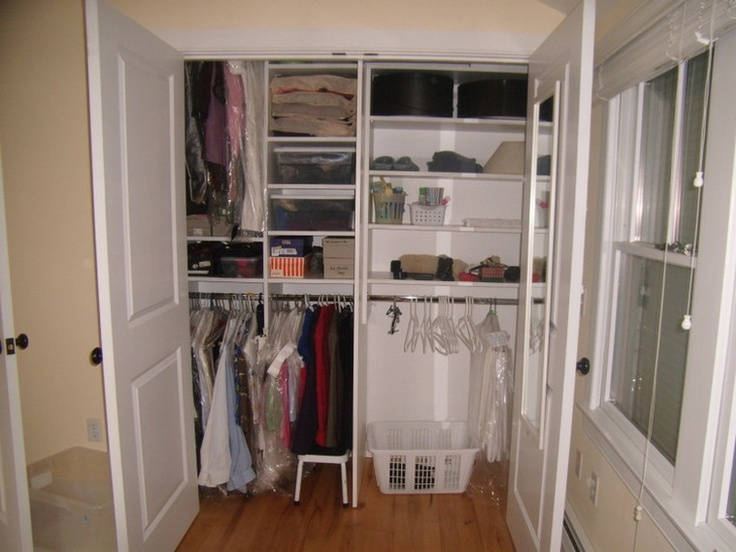 Organize Bedroom Closet Cool Design Inspiration