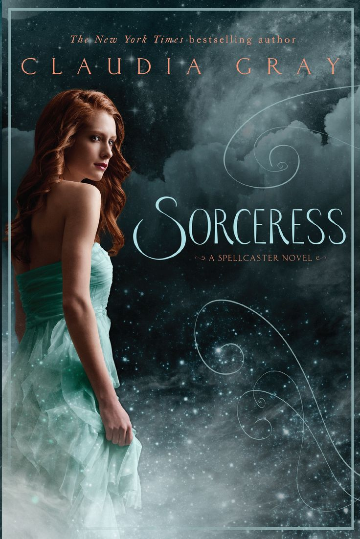 Sorceress (Spellcaster #3) by Claudia Gray
