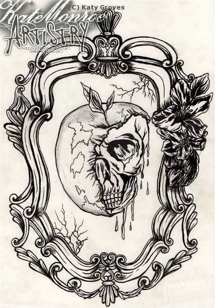 Pin by melissa ganshaw on tattoo me pinterest for Mirror drawing