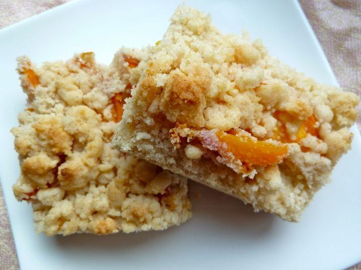 Peach Shortbread Recipe | Bread & Cake Recipes | Pinterest