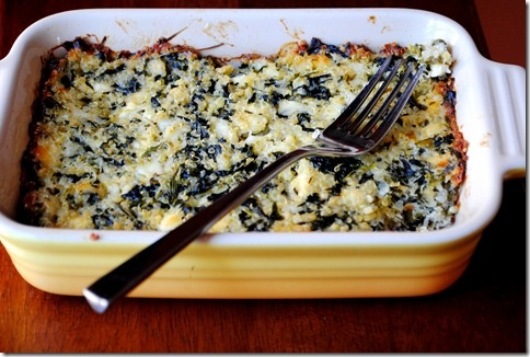 Quinoa Spinach Bake! | Food | Pinterest