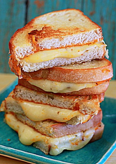 Chipotle Butternut Squash & Pepper Jack Grilled Cheese