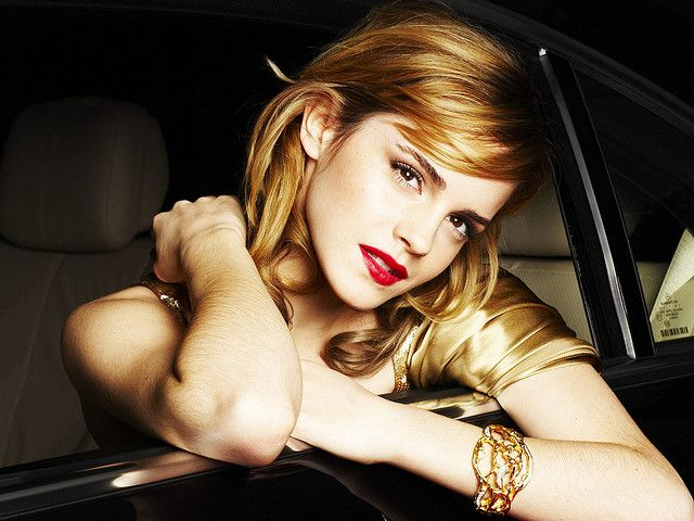 For Justin - Emma Watson: she has to be invited!