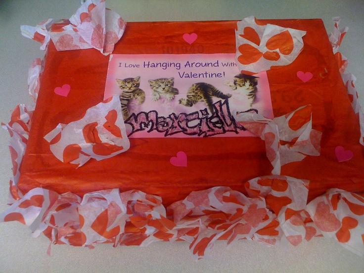 grade 7 valentine's day art