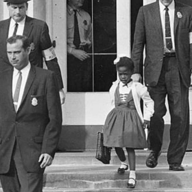 Ruby Bridges Family Ruby Bridges Gone Pinterest