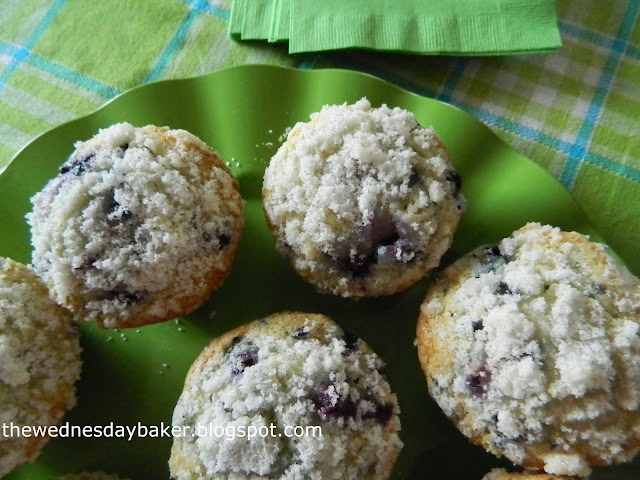 yum- blueberry lime muffins | Desserts | Pinterest